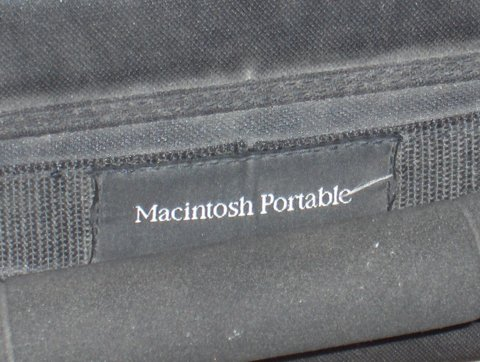 mac portable bag