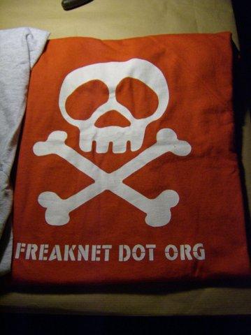 tshirt harlock - freak