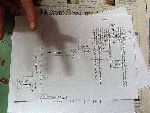 web mappa pa