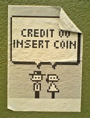 credit 00 - insert coin